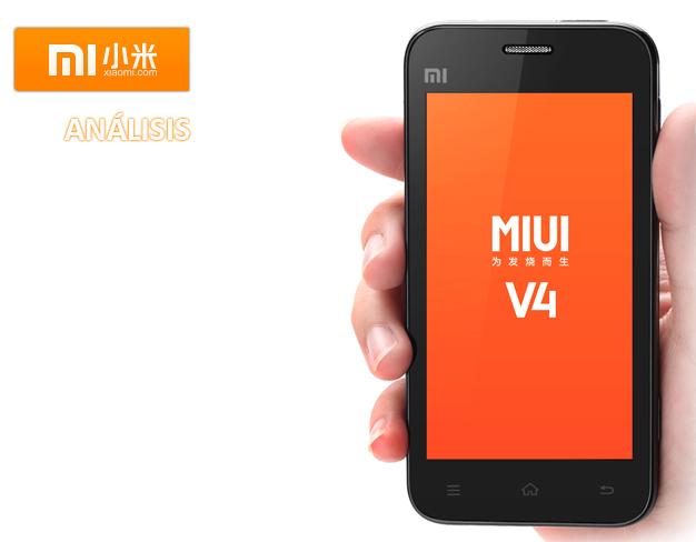 Xiaomi Mi-One MIUI V4