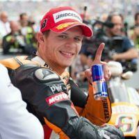 Stefan Bradl se fractura la mano y es duda para el Gran Premio de Alemania