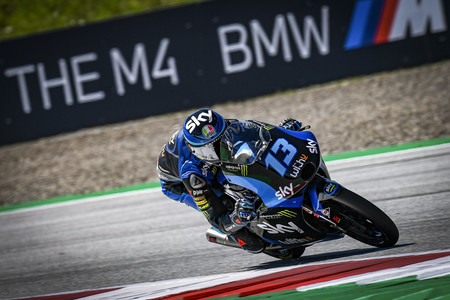 Celestino Vietti se estrena como ganador de Moto3 mientras que Albert Arenas amplía su ventaja en la general