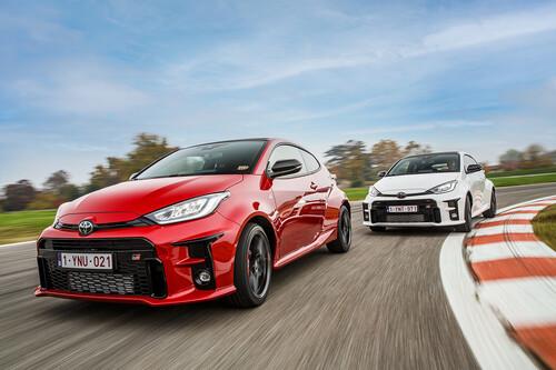 Toyota GR Yaris, a detalle en 182 fotos: mira al hot-hatch más purista del momento en acción
