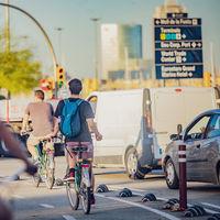 Nuevas campañas para multar a los que usen el patinete eléctrico y la bicicleta de forma inadecuada, por el momento en Cataluña