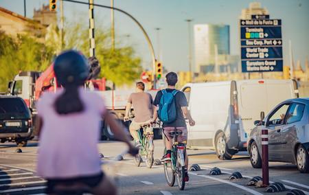 Campana Vigilancia Patinetes Electricos Bicicletas Barcelona Julio 2020