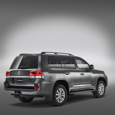Toyota Land Cruiser 2021: precios versiones y equipamiento en México 2