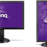 Monitor Benq RL2460HT de 24 pulgadas, con resolución FullHD, por 166 euros