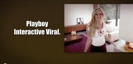Playboy ve resultados positivos gracias a su sensual vídeo interactivo