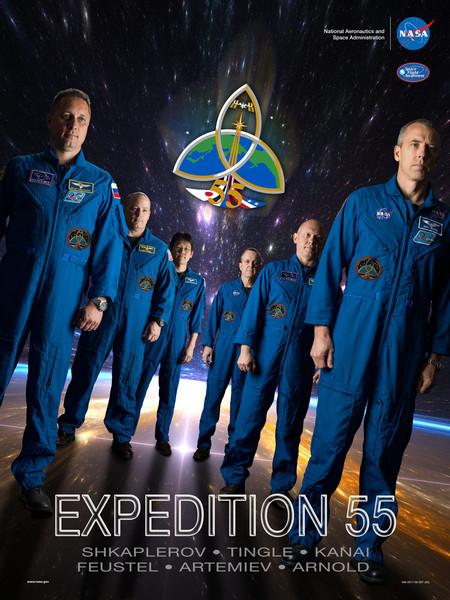 Expedicion 55
