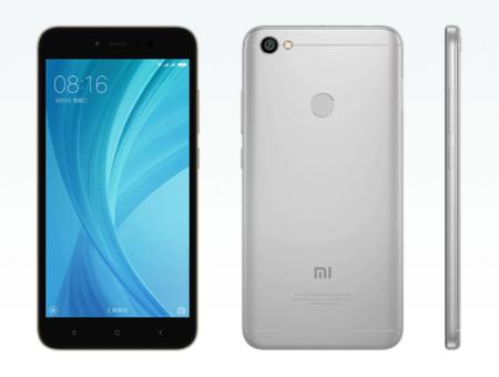 Xiaomi Redmi Note 5A Prime, con 4GB de RAM, por 139 euros con este cupón de descuento