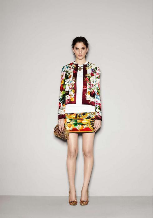Foto de Dolce & Gabbana Fall 2011 (16/76)