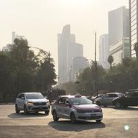 Sólo autos que den más de 15 km/l podrán obtener holograma 00
