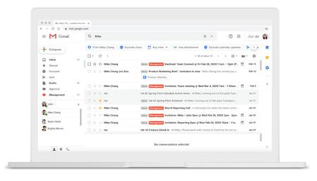 Gmail Novedades