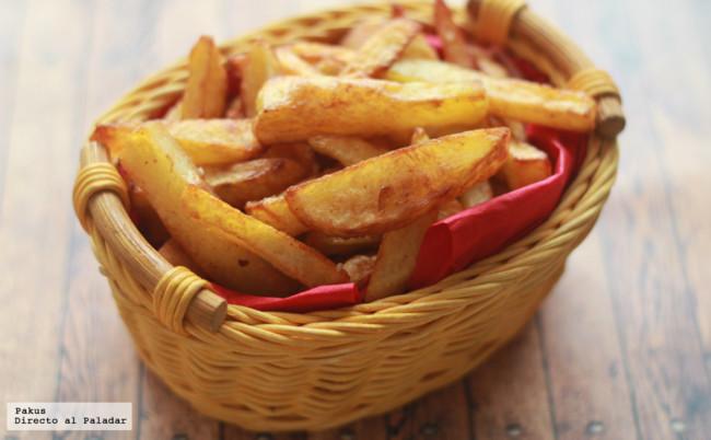 Cómo hacer las mejores patatas fritas del mundo mundial