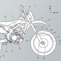 Honda patenta unas suspensiones inteligentes que captan si nuestra moto va por tierra o por asfalto