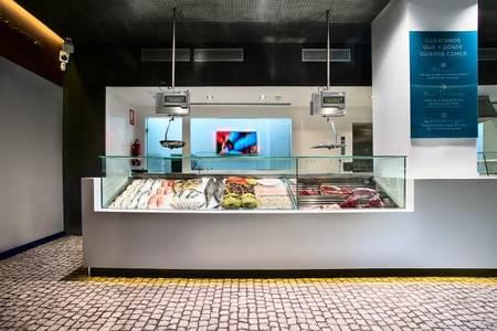 Restaurante Materia Prima en Madrid, un toque shopping a la hora de elegir el menú