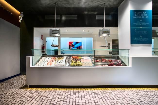 Restaurante Materia Prima Madrid