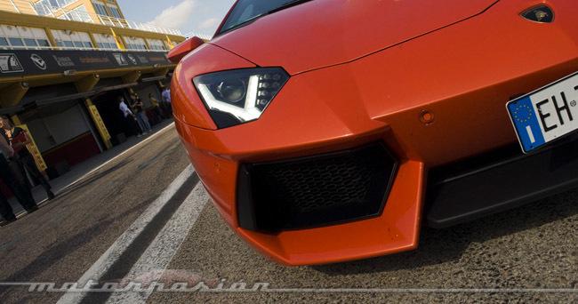 Lamborghini Aventador, llamada a revisión en Estados Unidos