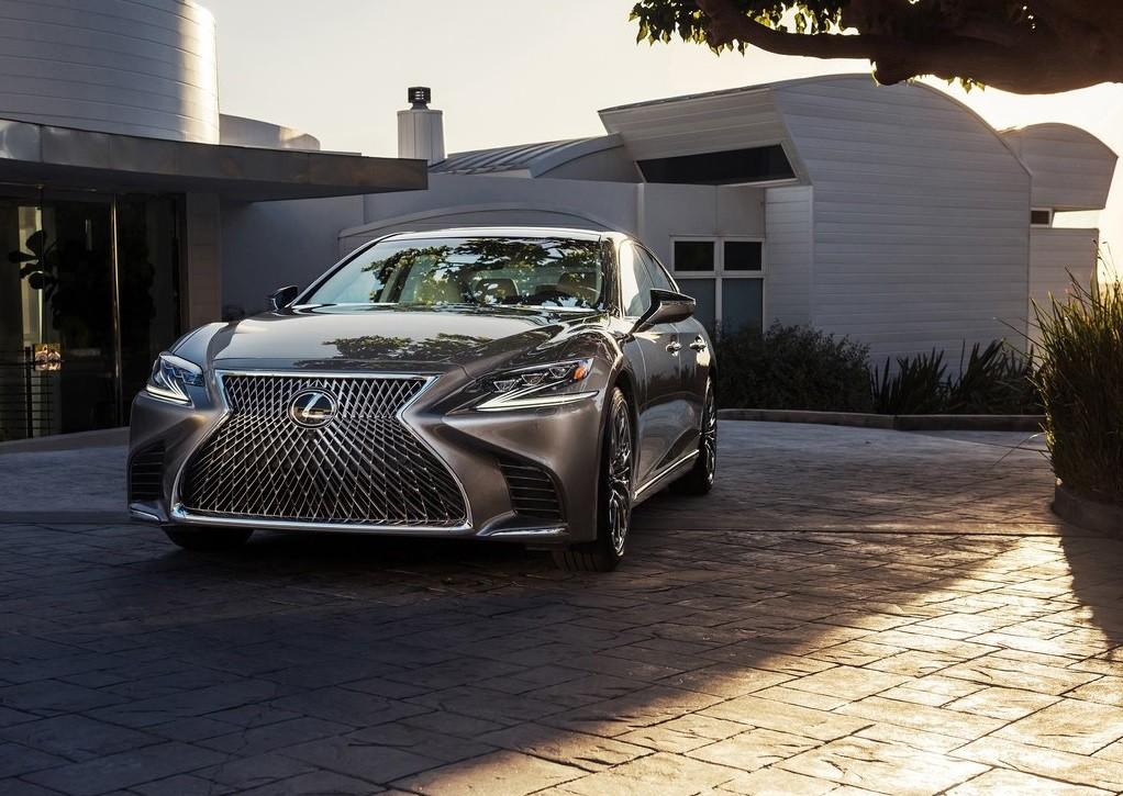 Foto de Lexus LS 500 2018 (8/19)