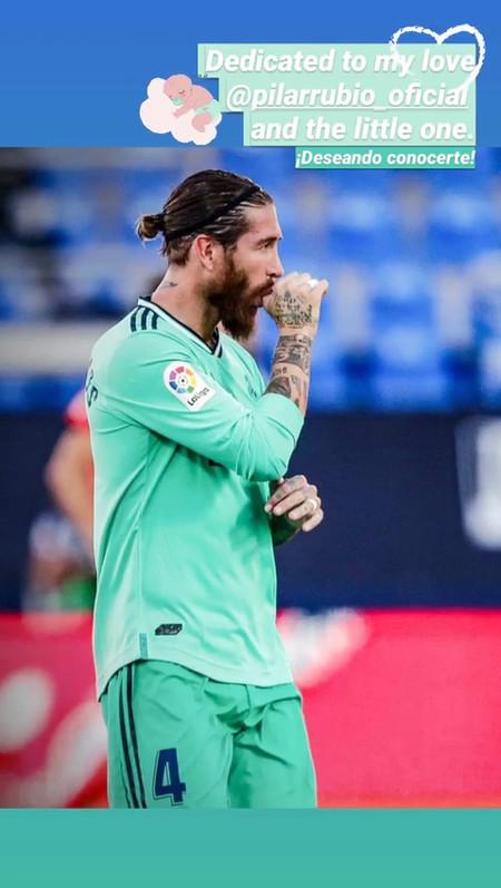 Sergio Ramos Gol Bebe1 A