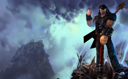 Brütal Legend y Greg Hastings Paintball 2 se unen a los retrocompatibles en Xbox One