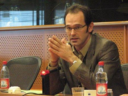 El Eurodiputado que no quiere el iPad