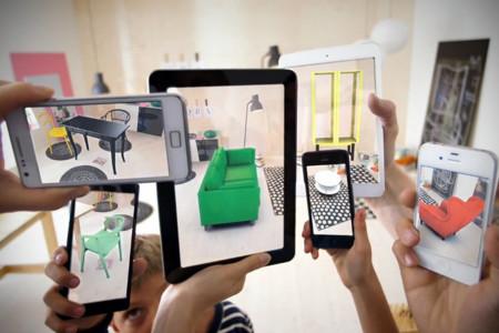 Decorando nuestro hogar con la realidad aumentada de Ikea