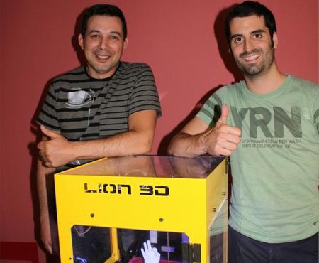 """""""El límite es la imaginación"""". Entrevistamos a los responsables de LEON3D, expertos en impresión 3D"""