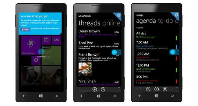 Windows Phone Demo