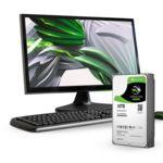 Este nuevo disco duro de Seagate ofrece hasta 10TB de almacenamiento para todo el público