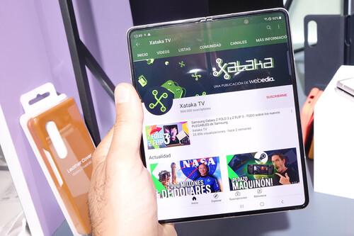 Samsung Galaxy Z Fold3 5G, primeras impresiones: ahora sí, este es el móvil plegable maduro al que cuesta resistirse cuando lo pruebas
