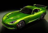 Auto Show de Detroit 2014: El SRT Viper se pone como Hulk