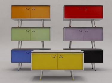 Muebles con personalidad de P-arch