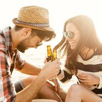 Obtén los beneficios de la cerveza y no hagas panza