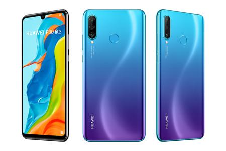 El Huawei P30 Lite, sin secretos: a Huawei se le escapan todas sus especificaciones, imágenes y precio