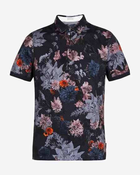 21 camisas, camisetas y polos con motivos florales de Ted Baker para aprovechar hasta el 50% de descuento
