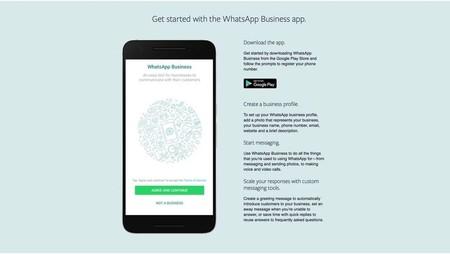 Por fin sabemos cómo conseguirá dinero WhatsApp: cobrando a las empresas que tarden en contestar a sus usuarios