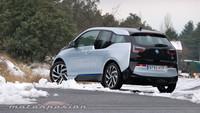 BMW i3, prueba (valoración y ficha técnica)
