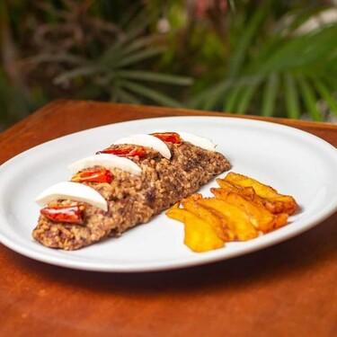 Huevos tirados. Receta de desayunos fáciles y rápidos de la cocina tradicional de México