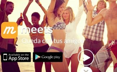 Meets, una aplicación móvil para compartir con amigos y ahorrar