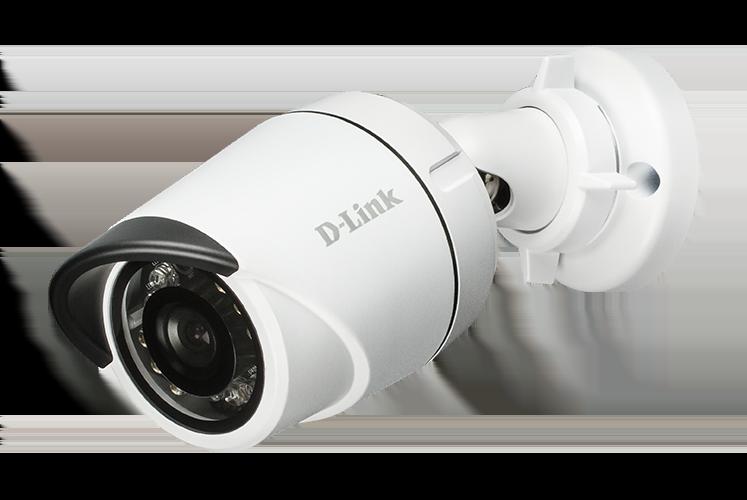 Optimizar las grabaciones: es lo que permite el uso del codec H.265 y la alimentación PoE en las nuevas cámaras D-Link