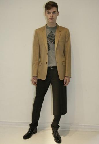 Marc Jacobs, Otoño-Invierno 2010/2011 en la Semana de la Moda de Milán, pantalones