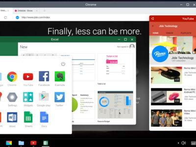 Podrás descargar Remix OS, el Android multiventana para PC, el 12 de enero