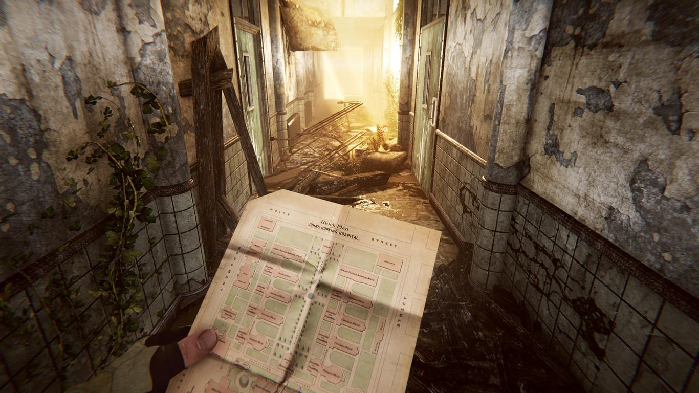 Urban Explorer: fotografía y parkour en edificios en ruinas y fábricas soviéticas abandonadas