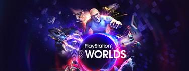Análisis de PlayStation VR Worlds: ¿es así como se quiere dar a conocer la realidad virtual?