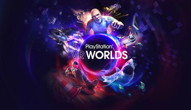 PlayStation VR Worlds