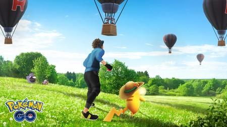 Los globos del Team GO Rocket han comenzado a invadir Pokémon GO