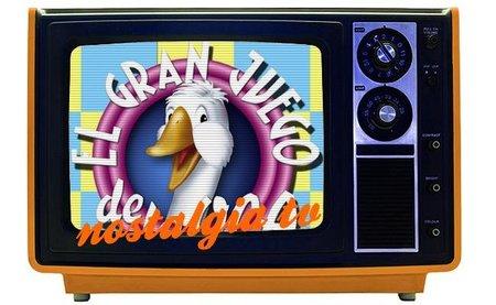 'El Gran Juego de la Oca', Nostalgia TV