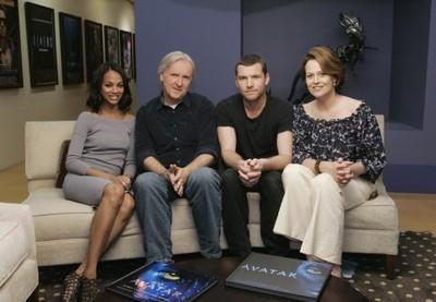 Sam Worthington y Zoe Saldana confirmados para la nueva trilogía de 'Avatar'