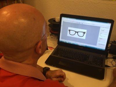Imprime la montura de tus gafas graduadas en 3D y ahórrate una pasta