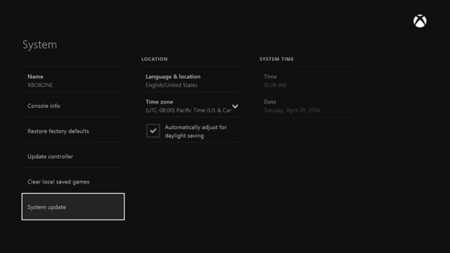 Xbox One Mayo