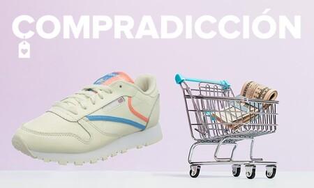 Chollos en tallas sueltas de  zapatillas Reebok o Adidas por menos de 40 euros en Amazon