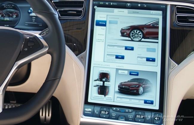 Tesla Model S prueba en Ibiza 28-B